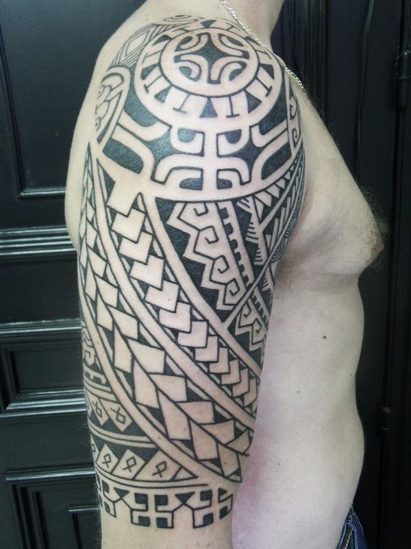 Galerie photos tatouages tribal - Tatouage tribal signification ...