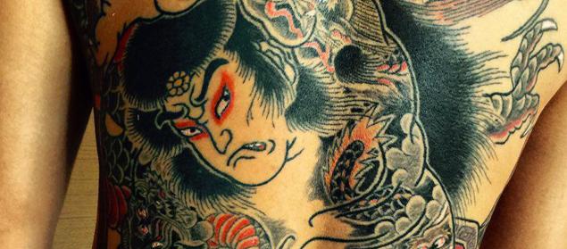 Tatouage Japonais Et Yakuzas Tattoos Fr