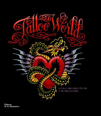 Les livres sur le tatouage | Tattoos.fr