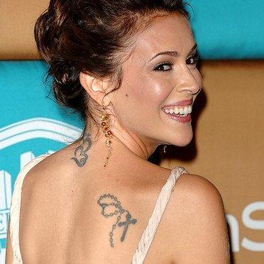 Le tatouage sur les omoplates - Tatouage femme omoplate ...