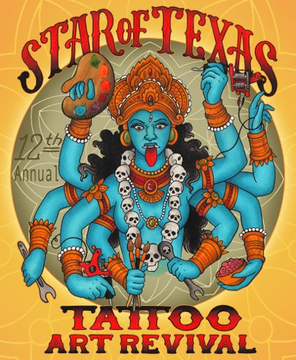 12 me dition de la star of texas tattoo art revival for Revival tattoo and piercing