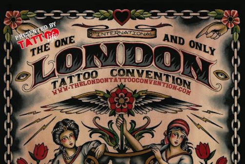 La convention de londres version 2012 for La tattoo convention
