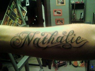 Se Faire Tatouer Un Prenom Un Geste D Amour Tattoos Fr