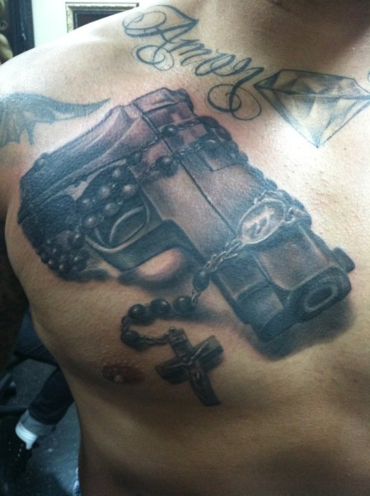 Le tatouage masculin - Photo tatouage homme ...