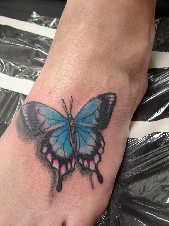 Tatouages Pieds Tattoos Fr