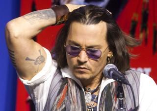 Johnny Depp A Damien Echols Dans La Peau Tattoos Fr
