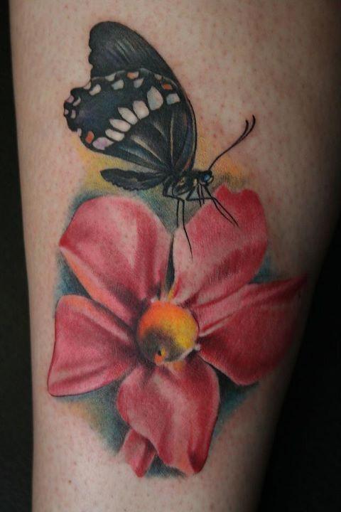 le tatouage papillon b a ba du tatouage. Black Bedroom Furniture Sets. Home Design Ideas
