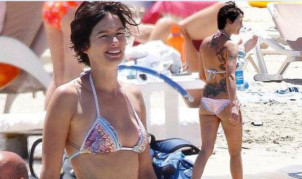 Nacktfotos von Lena Headey im Internet - Mediamass