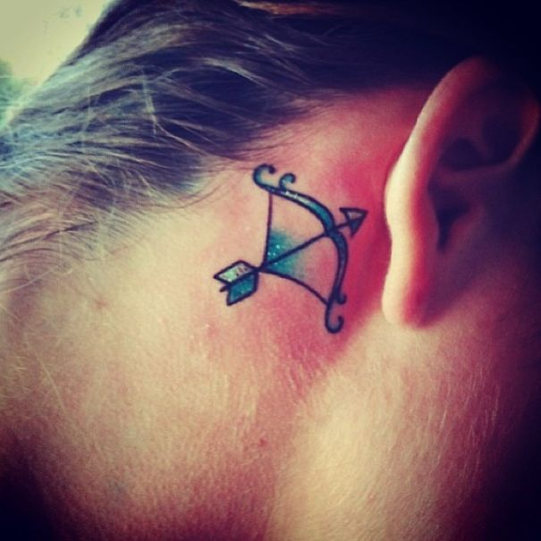 Le Tatouage A L Oreille Tattoos Fr