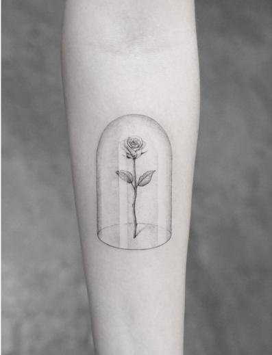 Le Tatouage A Fleur De Peau La Rose Tattoos Fr