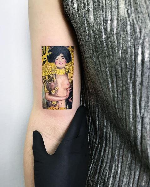 Eva Karabudak La Copiste De Genie Tattoos Fr