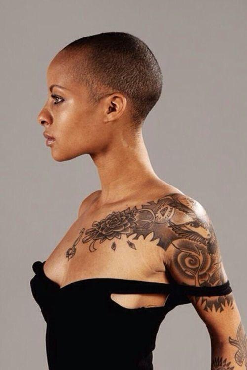 Des Difficultes De Tatouer Les Peaux Sombres Tattoos Fr