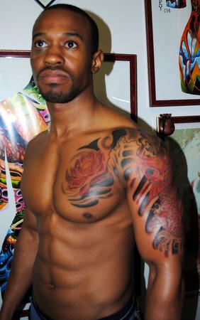 Le Tatouage Sur Peau Noire Actualites Tattoos Fr